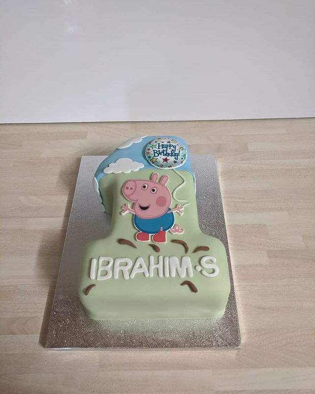 GeorgePig Cake