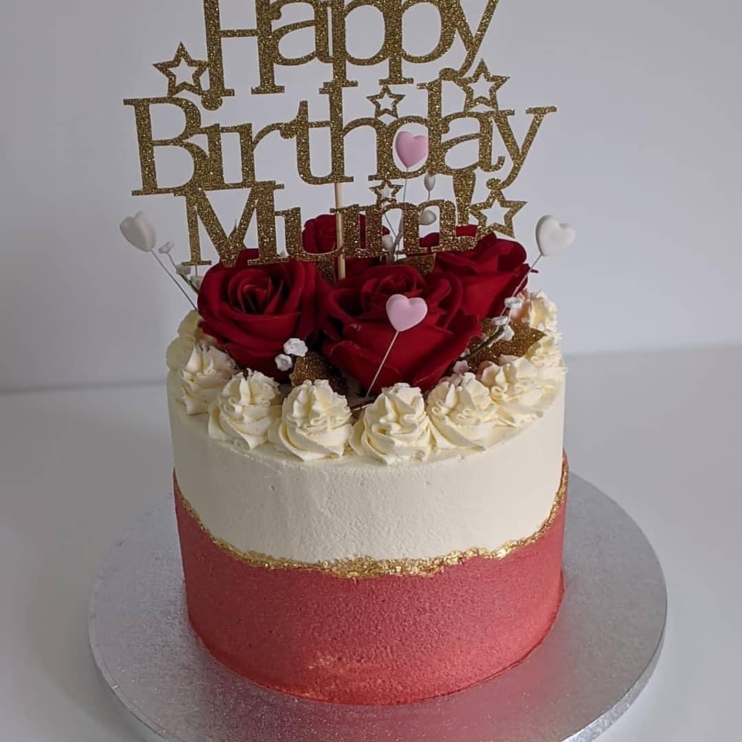 Fault-Line Cake