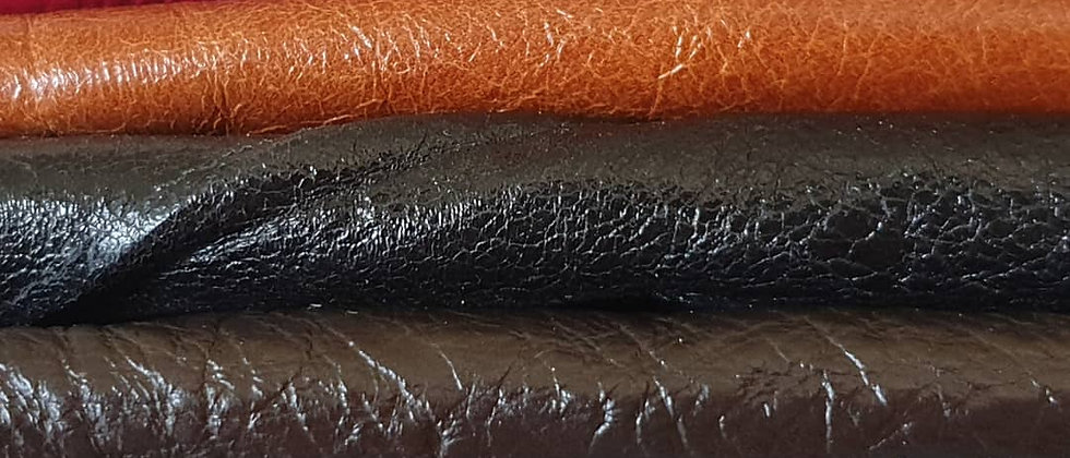 2) Choose Your Leather