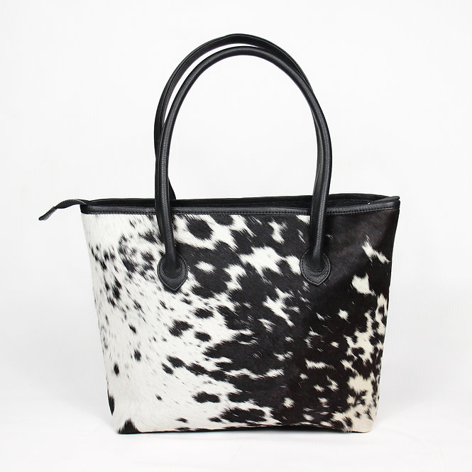 The Upton Handbag - Black