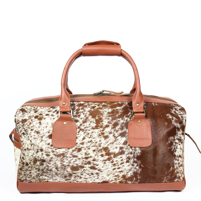 The Dorchester Duffel - Caramel