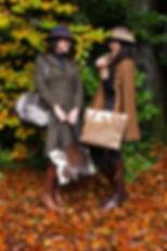 Bethany Rae Cowhide Leather Handbag & Dufel Bag