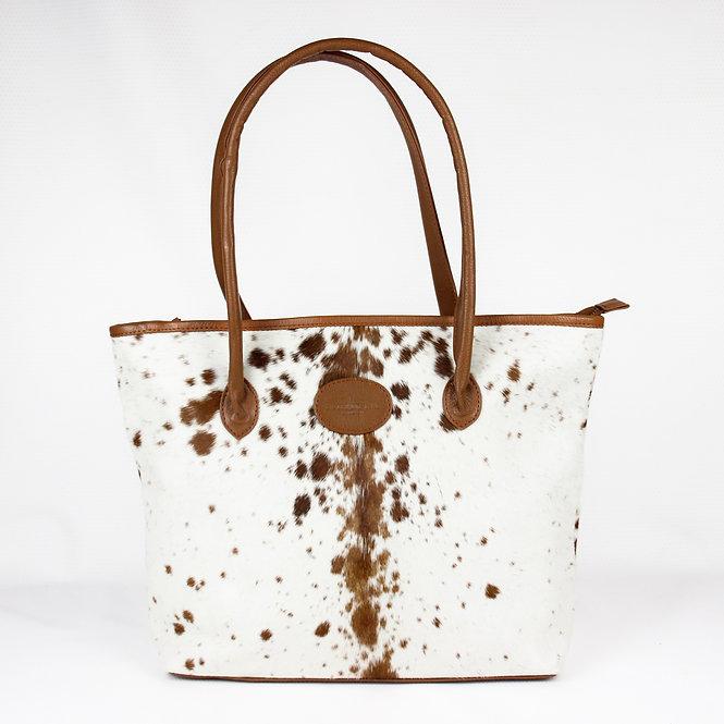 The Upton Handbag - Caramel