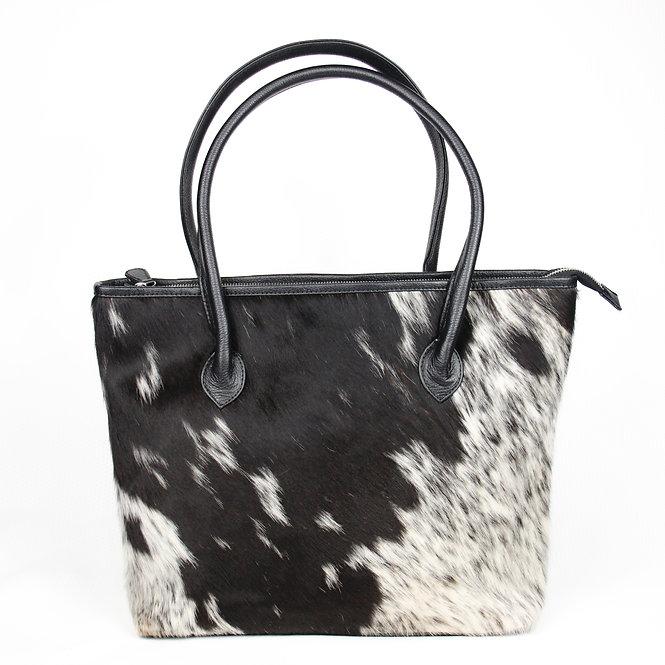 The Upton Handbag - Black
