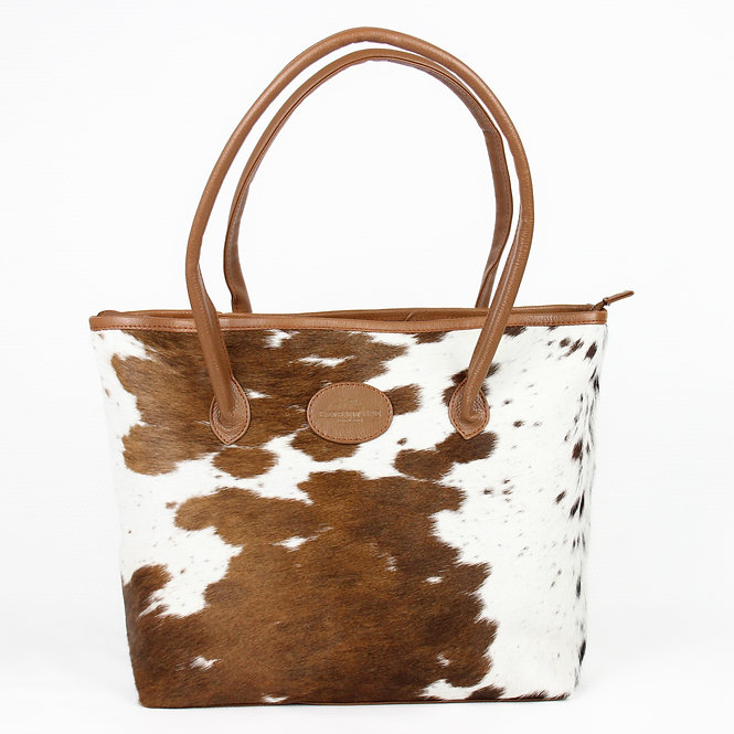 The Upton Handbag - Caramel