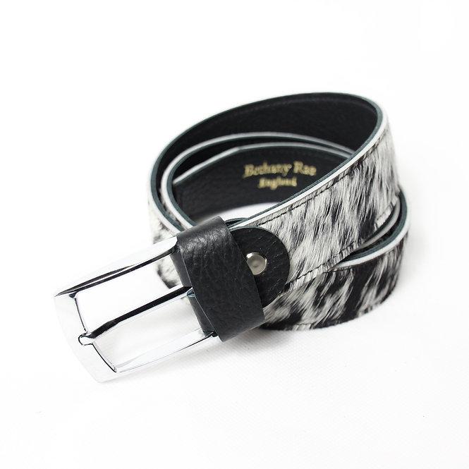 The Blandford Belt - Speckled Black