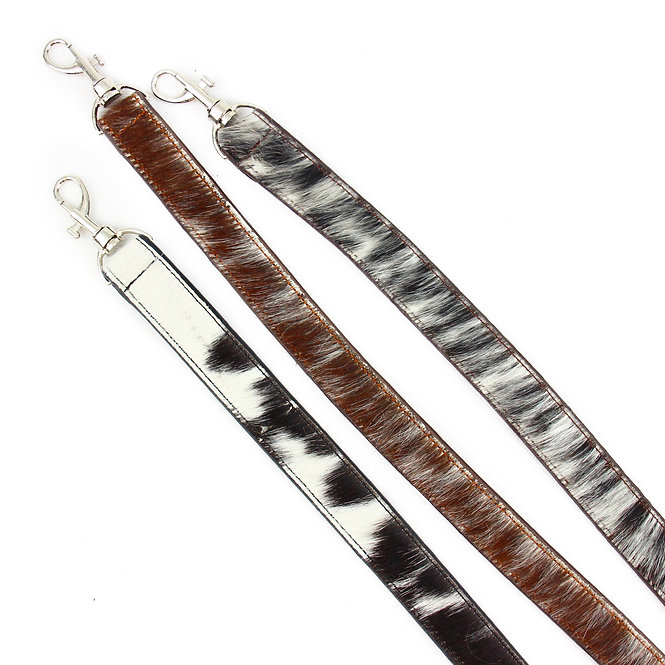 Large Cowhide Leads