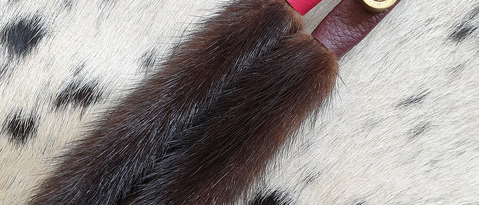 1) Choose Your Mink Tail
