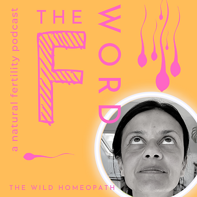 the f word - a natural fertility podcast
