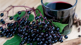 Boosting your immunity with elderberry syrup