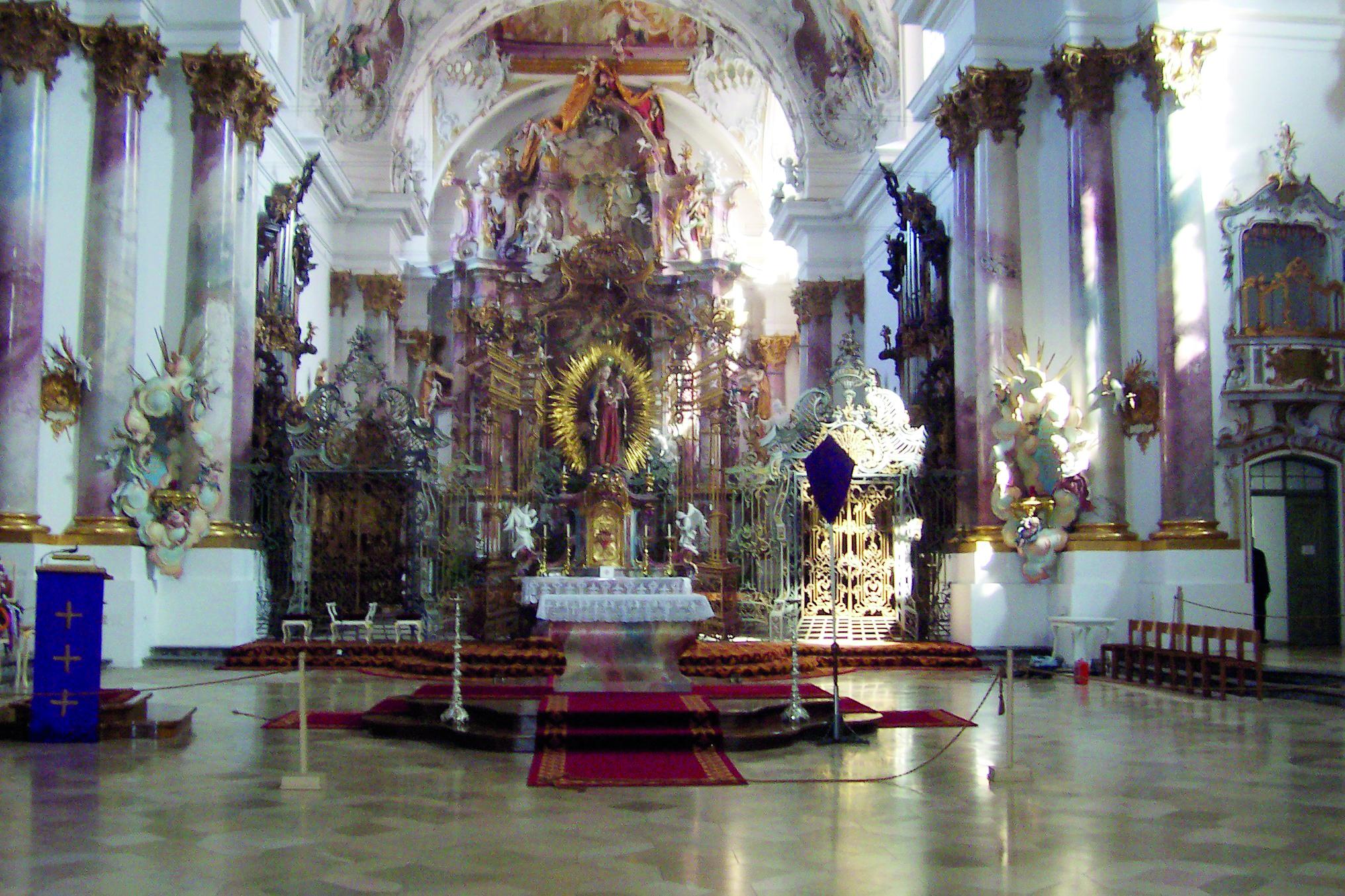 Zwiefalter Münster