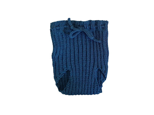 Hand Knitted Pilchers Wool x 2