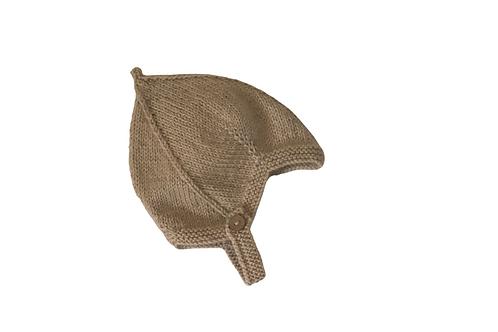 Hand Knitted Helmet