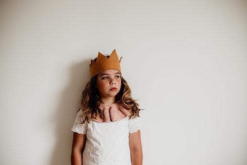 Y'ves Haize Felt Crown x 2