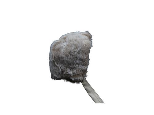 Puff Fur Bonnet