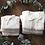 Thumbnail: Knitted Singlet Cream Wool 6-12mths