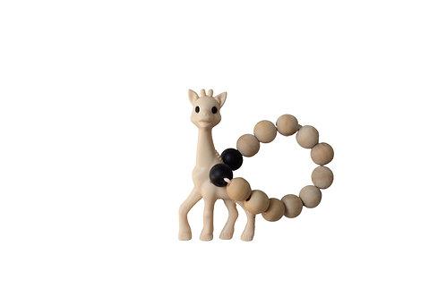 Giraffe Teether - Neutral