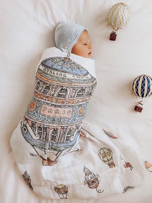 Atelier Choux Baby Wrap x 2