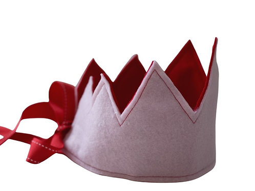 Y'ves Haize Bespoke Reversible Felt Crown x 2