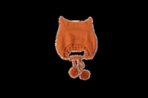 Kitty Pom Bonnet