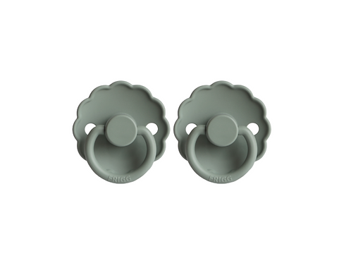 FRIGG Pacifier 2 Pack Daisy - Lilypad