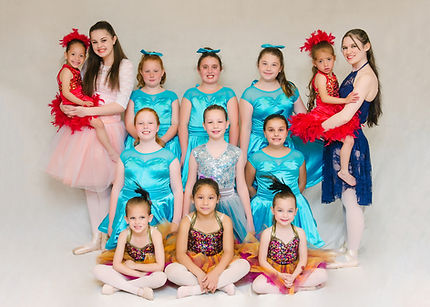 Strength and Grace Dance Academy