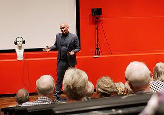 Foredrag i Ældre Sagens lokalafdelinger
