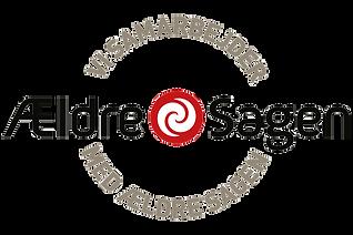 Vi samarbejder med Ældre Sagen logo