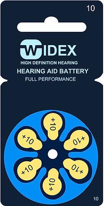 WIDEX Batteri 10