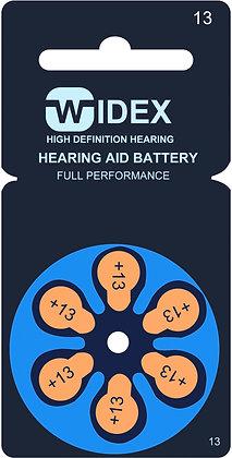 WIDEX Batteri 13
