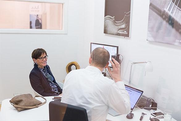 Tilskud til høreapparat via din sygesikring