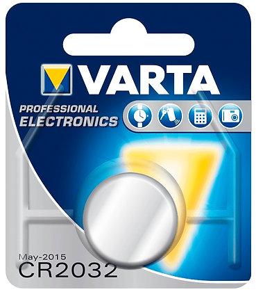 CR2032 Knapcellebatteri