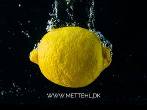 En rigtig sur citron