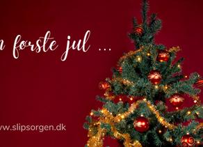 Den første jul uden...
