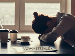 Bliver du nedbrudt af dit arbejdsliv?