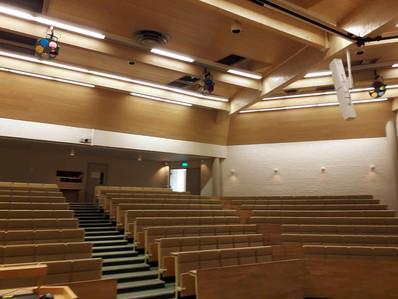 altre sedi, Auditorio serakunta Opisto.j