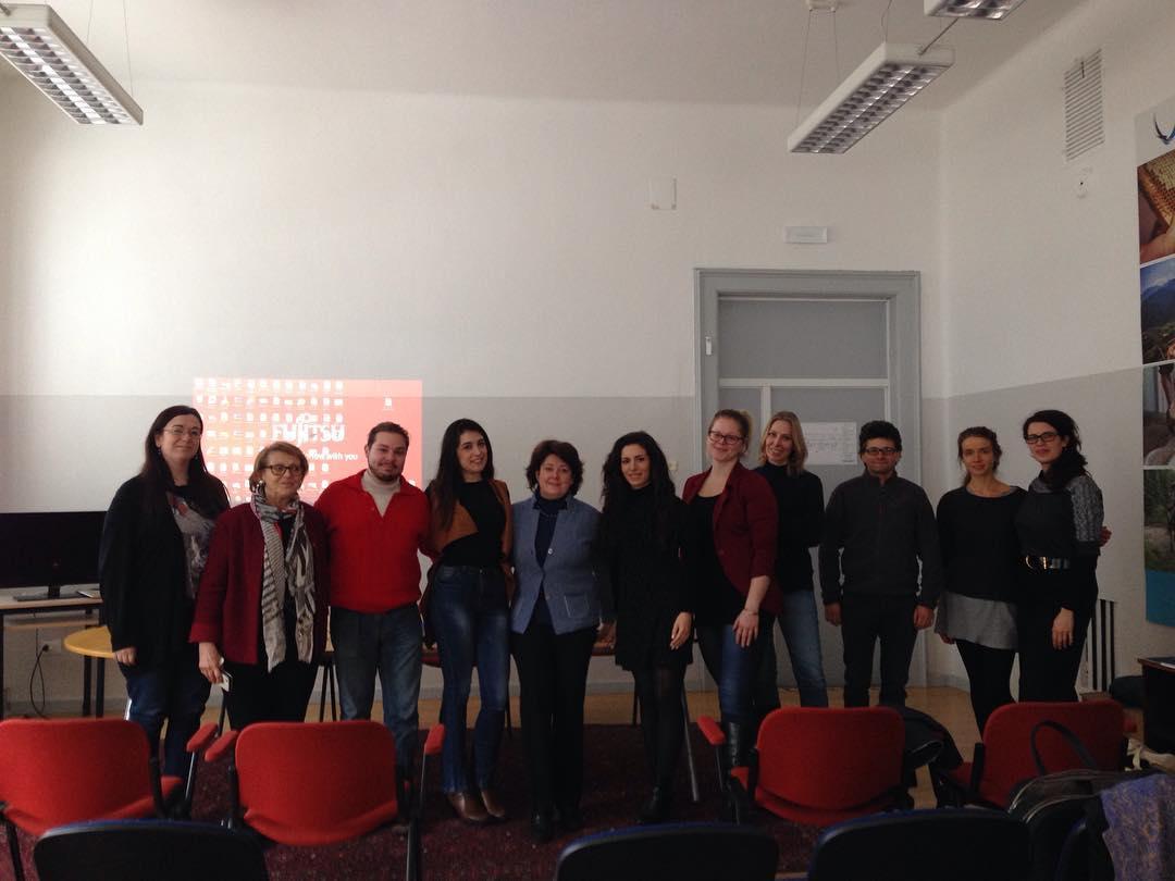 Seminario Calcinoni 2018
