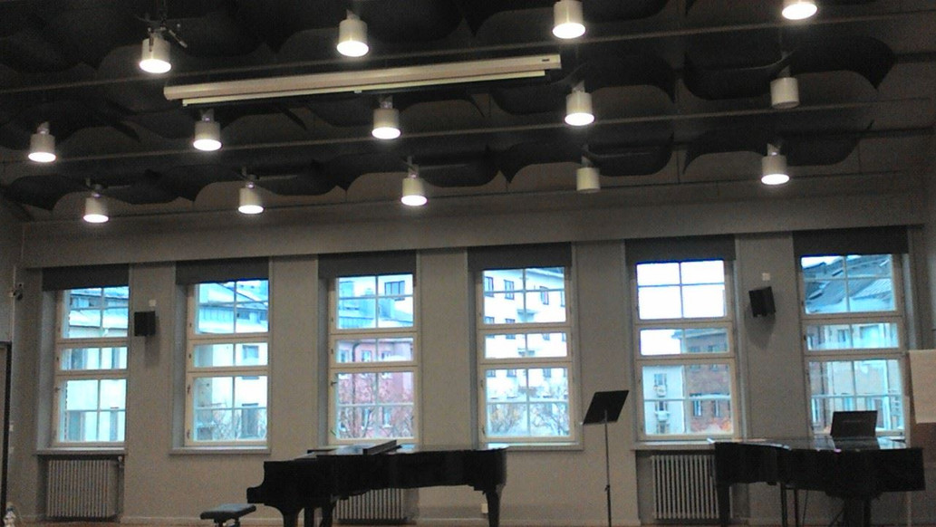 Incontro alla Sibelius academy ottobre 2