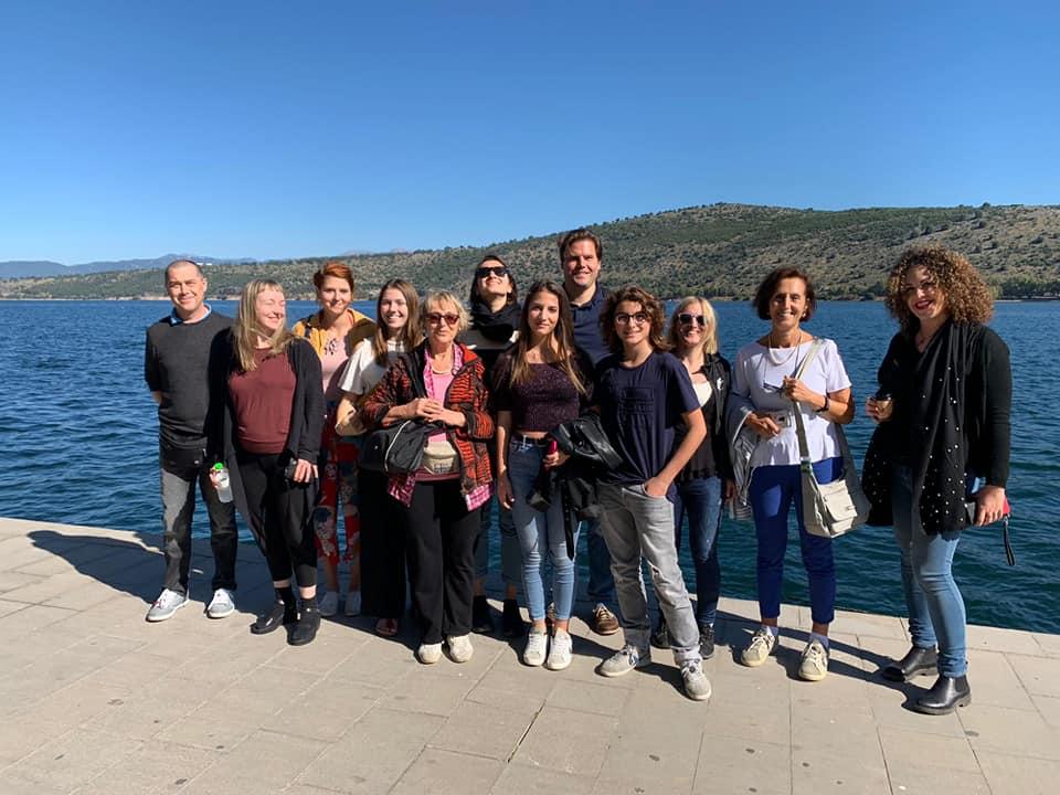 Il viaggio verso Lefkada