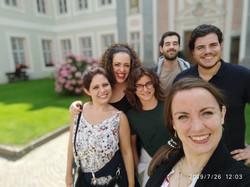 Ragazzi in trasferta a Bressanone