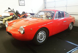 Fiat Abarth Monomille back home