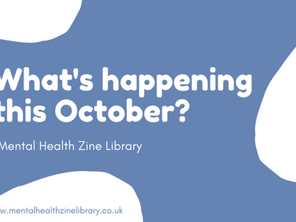 What's happening this October? Your monthly round-up