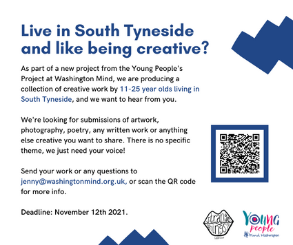 Call for submissions: strange things? Collective's South Tyneside zine