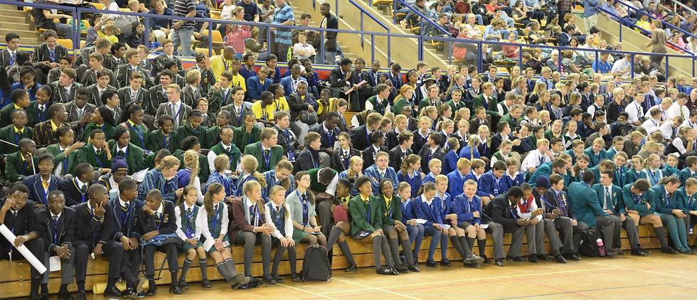Northern GautengScienceFair 2017 participants