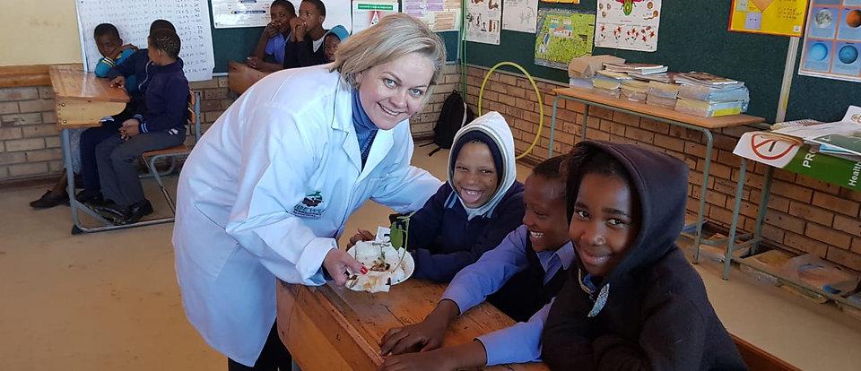 Imbewu science outreach