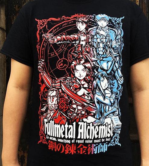 Fullmetal Alchemist - 鋼の錬金術師