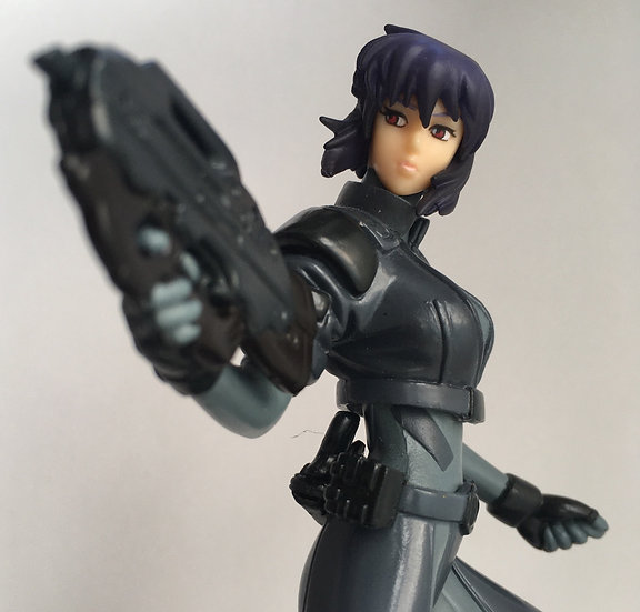 Ghost in the Shell - Stand Alone Complex Figure