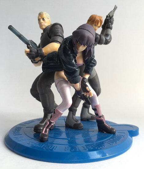 Ghost In The Shell - Laughing Man Set
