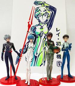 NGE-manga-figures