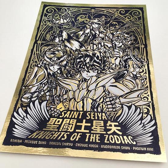 Saint Seiya - 聖闘士星矢